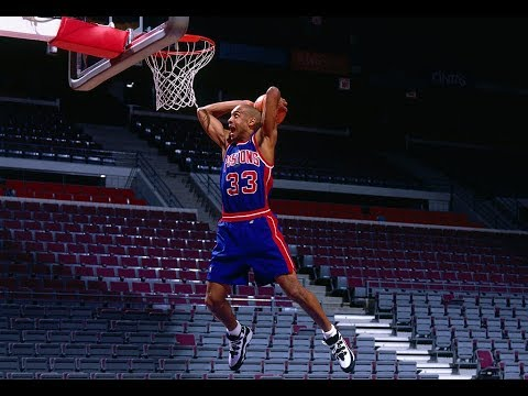 The Grant Hill Story - Never give up Part 3