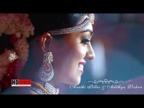Ravi Pillai's daughter wedding film | Arathi weds Adithya