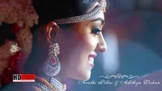 Ravi Pillai's daughter wedding film | Arathi weds Adithya