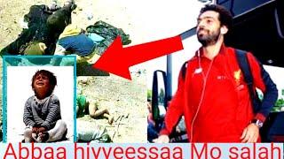 Abbaa hiyyeessaa Mo salah by AHMED MOHAMMED Afaan oromo