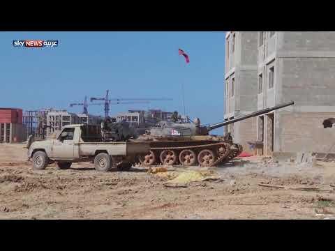 ليبيا.. غارات تستهدف الميليشيات في مواقع النفط  - نشر قبل 3 ساعة