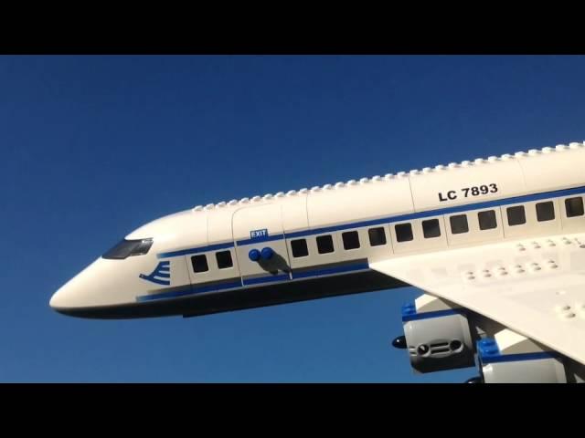 Flight 7893 Clip