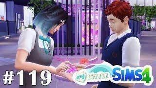 Обмен кольцами - My Little Sims (Город) - #119