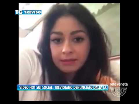 TG TREVISO (24/02/2017) - VIDEO HOT SUI SOCIAL TREVIGIANO DENUNCIATO DALLA EX