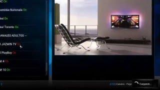 Kodi iptv lista de canales latinos auto-actualizable 2018