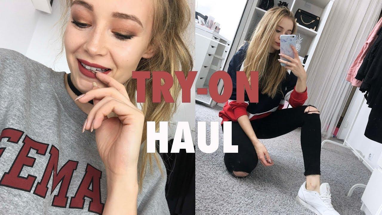 TRY-ON HAUL | JESIEŃ 2017
