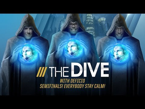 The Dive with Deficio: Semifinals! Everybody Stay Calm! (Season 2, Episode 31)
