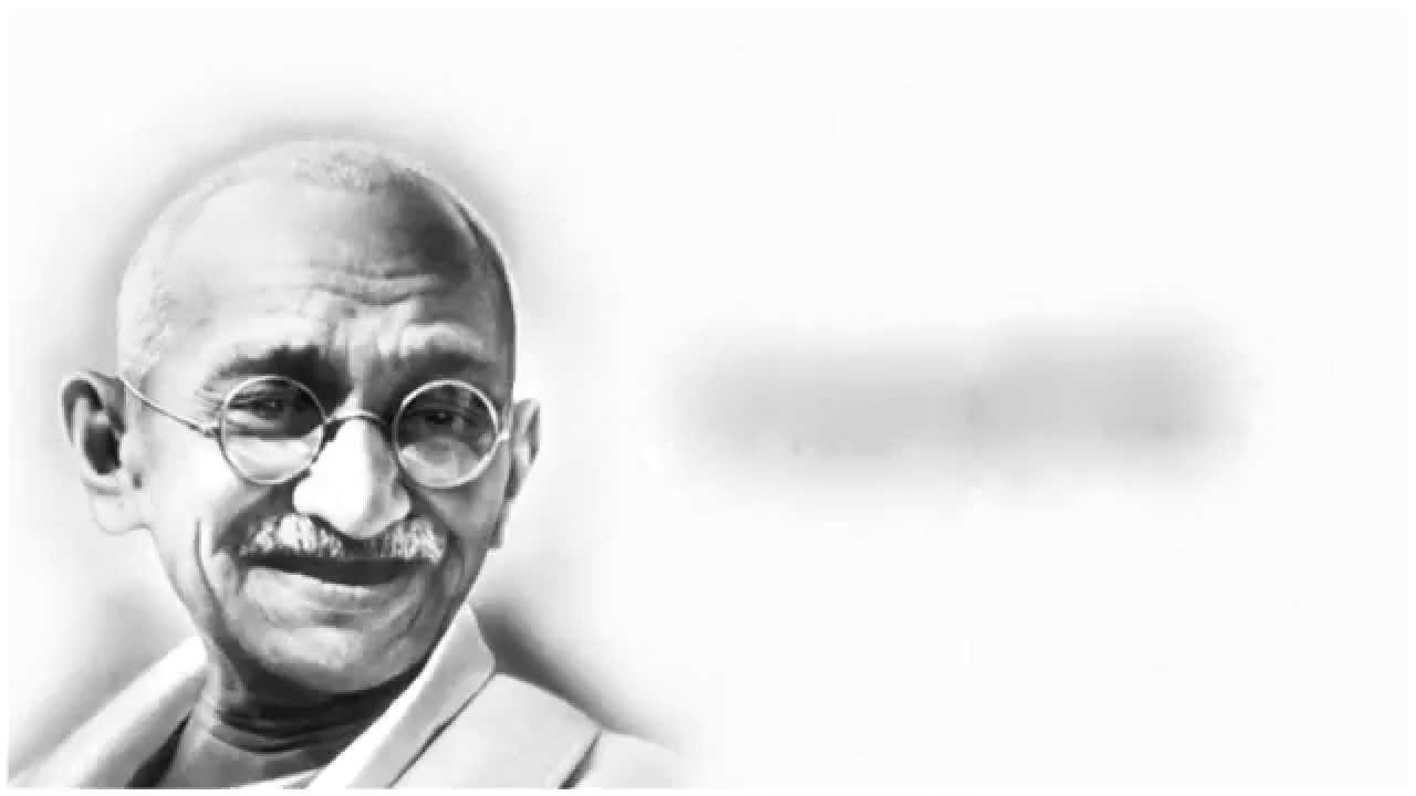 Mahatma Gandhi Quotes On Love Best Quotes About Lifemahatma Gandhi  Youtube