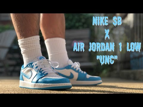 Honest Review Of The Nike Sb X Jordan 1 Low Unc Eric Koston