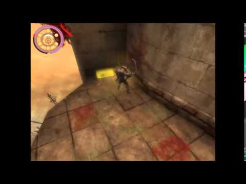 PRINCE OF PERSIA WARRIOR WITHIN A SECOND CHANCE CLIFF PAST PART53 |