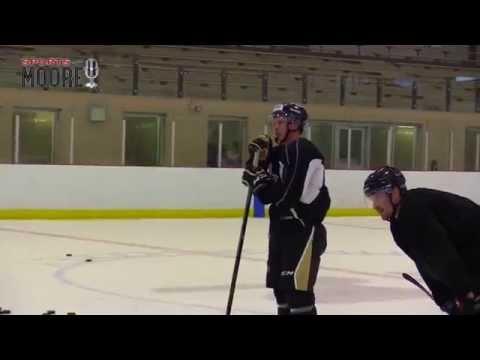 Crosby's final summer skate in Halifax
