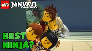Ninjago: Who Is The Best Ninja?