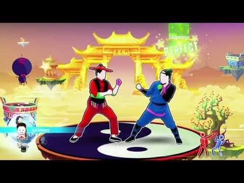 Just Dance 2018: World Dance Floor Gameplay