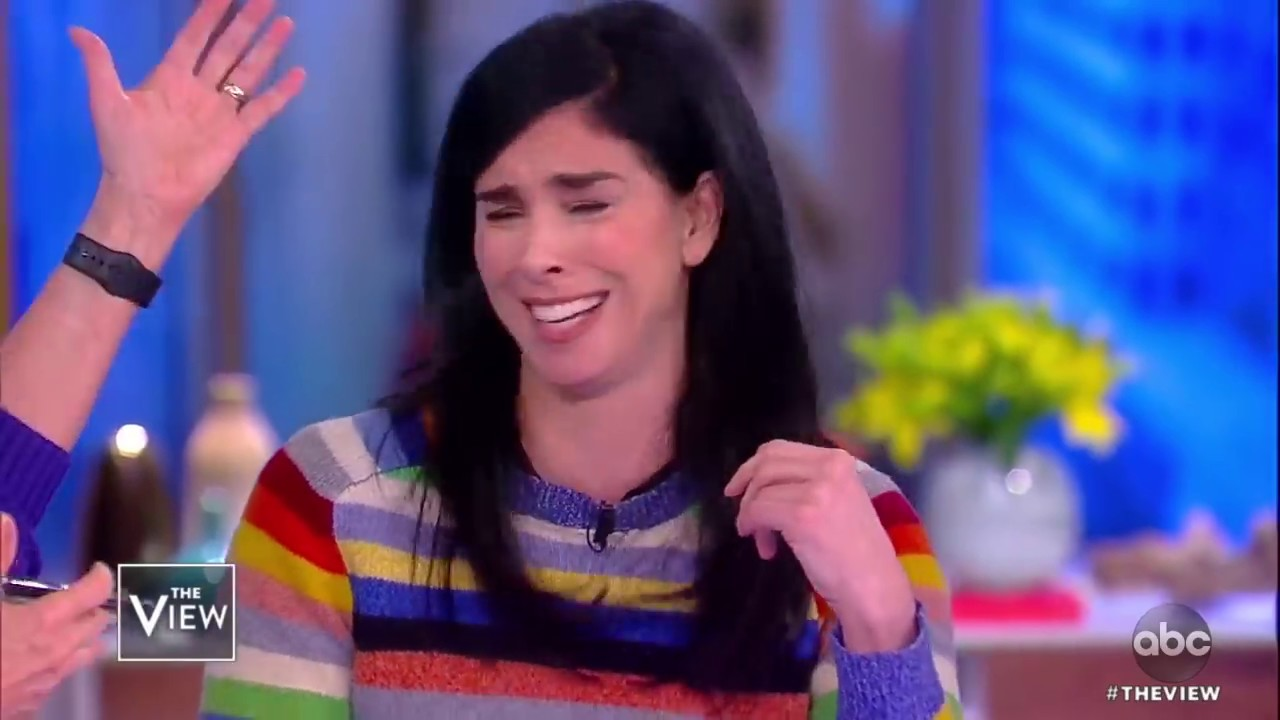 Sarah Silverman On Ralph Breaks The Internet Youtube