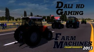 Farm Machines Championships 2013 PC Gameplay FullHD 1440p