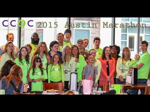 CC4C at the 2015 Austin Marathon (ft. TheHumanTim-Panama Guitars video contest Entry)