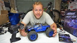 GPToys Judge Extreme S920 Monster Truck RTR Unboxing & Drive