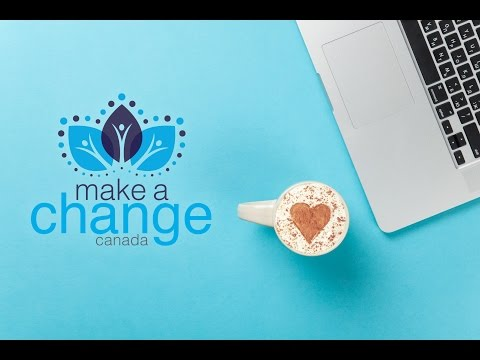 Make A Change Canada-Information Session: Online Web Design