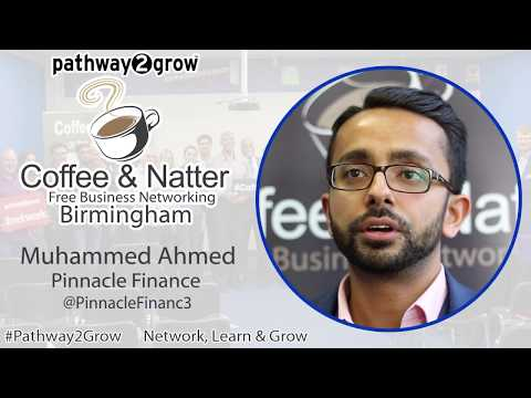 muhammed-ahmed-coffee-&-natter-birmingham-free-business-networking-testimonial