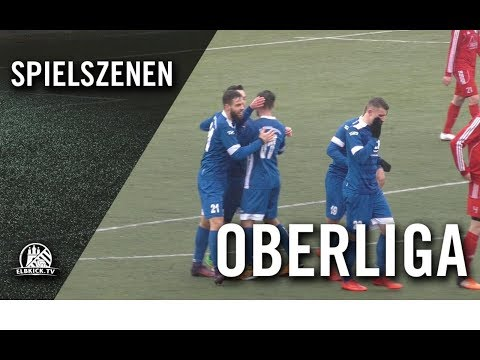 SV Curslack-Neuengamme – VfL Pinneberg (27. Spieltag, Oberliga Hamburg)
