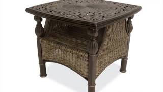 Wicker End Table Design Ideas, Pictures | Wicker End Table
