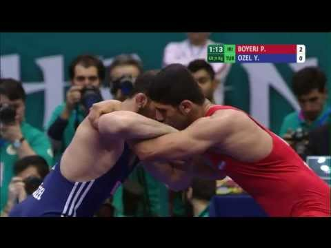 Extended Highlight with Commentary of the 2015 Greco-Roman World Cup