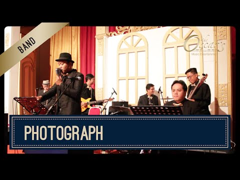 Photograph - Ed Sheeran Cover by: The Oscars Music Entertainment