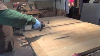 Building a Steampunk Dining Table