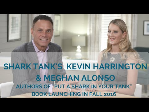 Shark Tank's Kevin Harrington and Meghan Alonso on Put a Shark in Your Tank