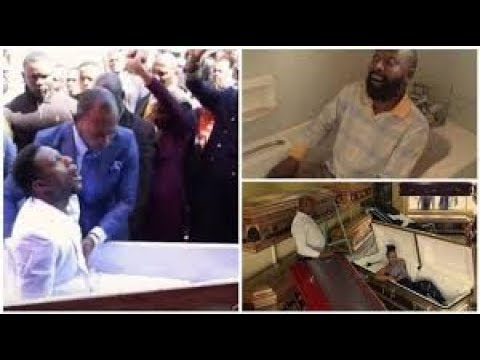 NDEKO YA MUTU OYO PROPH ALPHA LUKAU ASEKUISAKI A DEVOILE LOKUTA NA BANGO NIONSO