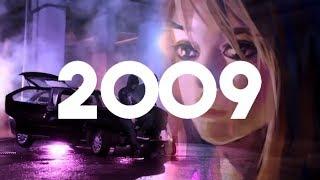2009 : LES HITS EN FRANCE