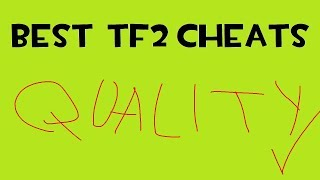 TF2 | TOP 3 CHEATS (HACKS) 2017