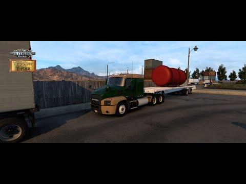 American Truck Simulator video number 535 |