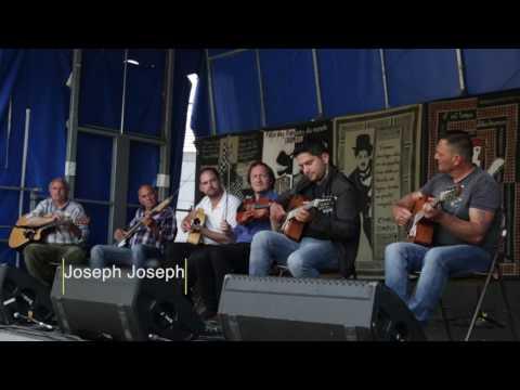 jazz manouche au festival des langues du monde
