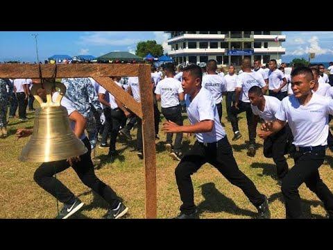 COAST GUARD MAN COURSE CLASS 50-2015 (SALAKNIB)