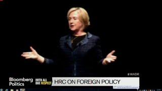 Hillary Unveils Her Bill Clinton Impression