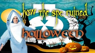 how the SPC ruined Halloween (Shark Punching Center) SPC tale