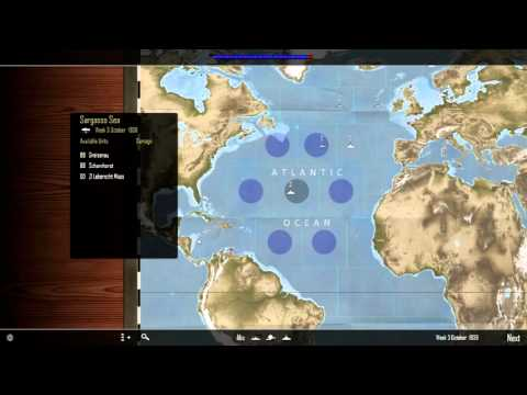 Atlantic Fleet - Opening Salvos