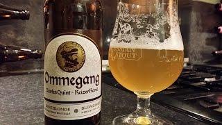 Ommegang Keizer Karel Charles Quint Blonde By Brouwerij Haacht   Belgian Beer Review