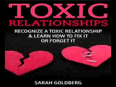 How to repair a toxic relationship