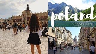 TRAVEL VLOG: KRAKOW, POLAND | Veronica Souza