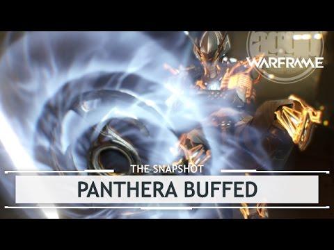 Warframe: Panthera - BUFFED, Like a Knife Through (Frozen) Butter!