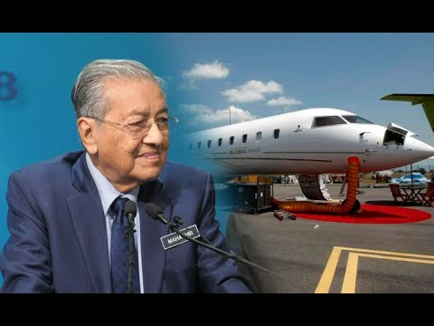 73f3dd95 Dr M: No time frame for return of Jho Low's jet