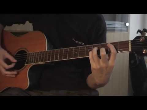 Green Day - Wake Me Up When September Ends - Guitar Cover (Acoustic)