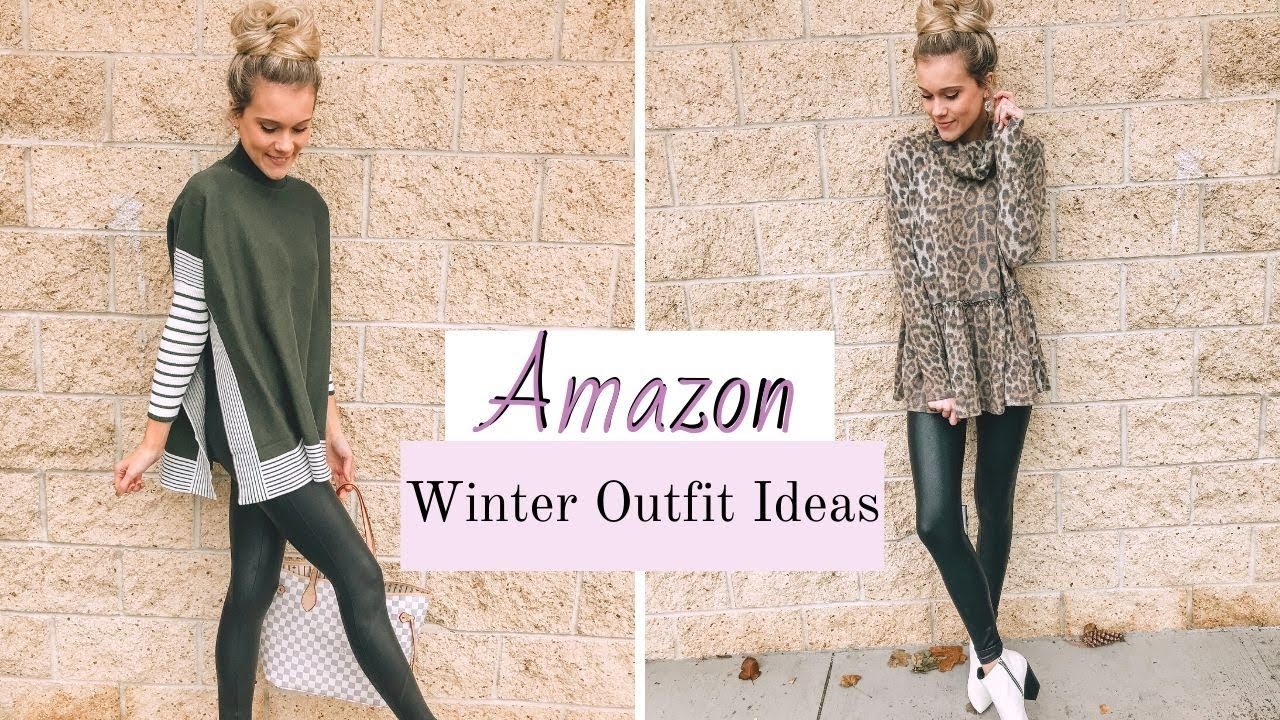 [VIDEO] - Amazon Winter Try On Haul 2019 | Winter Outfit Ideas 1