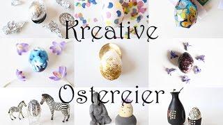 Ostern: 10 tolle Ideen für Ihre Ostereier. DIY: Ostereier gestalten