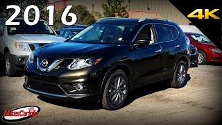 2016 Nissan Rogue SL - Ultimate In-Depth Look in 4K