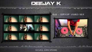 ♫ DJ K ♫ R&B / HipHop ♫ Video Mix ♫ Ratchery Vol 6 - Part 1