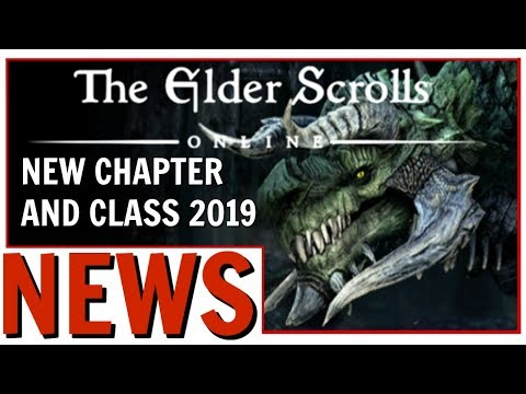 Elder Scrolls Online 2019: Elsweyr Chapter, Necromancer Class and More Datamined