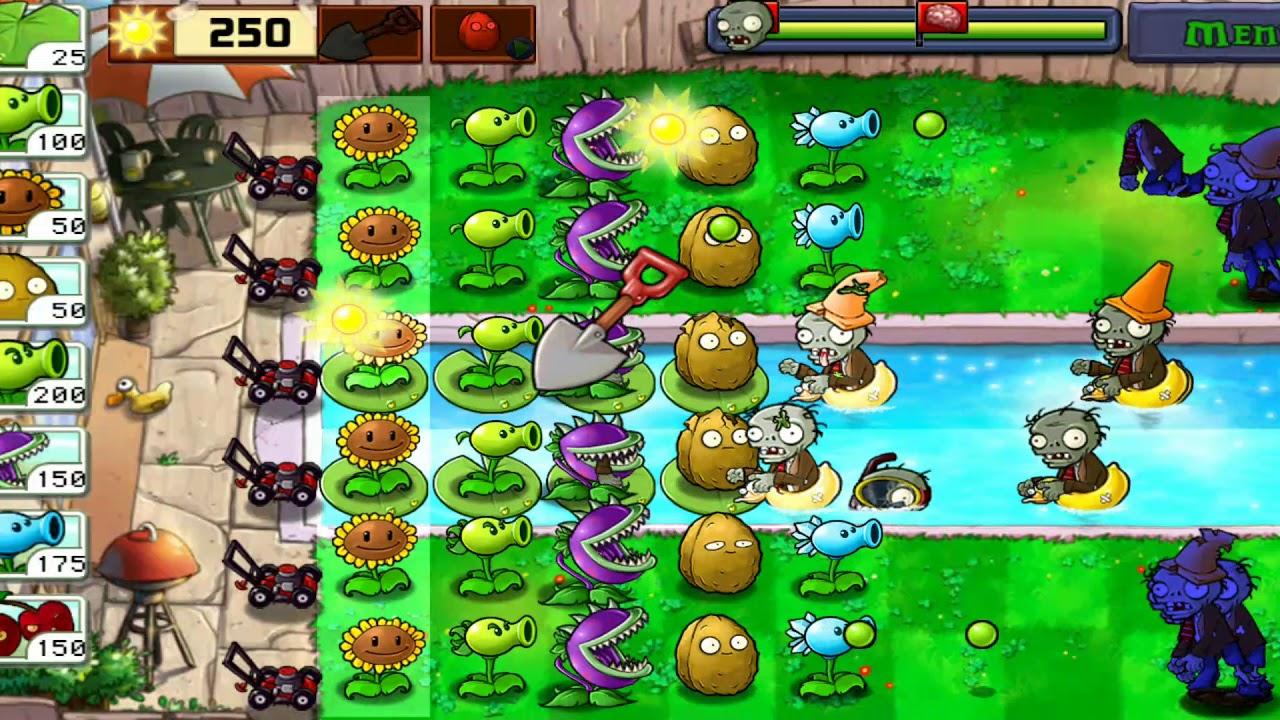 OVER 40 MILLION POINTS on Plants vs Zombies 2 Battlez